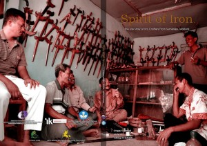 'SPIRIT OF IRON: The Life Story of Kris Crafters From Sumenep, Madura'